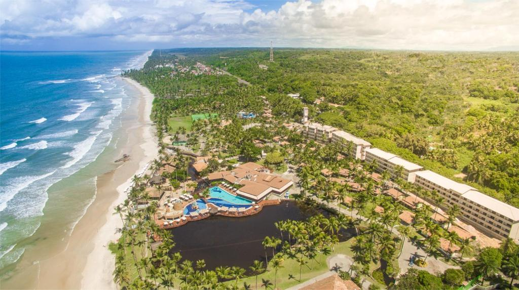 A bird's-eye view of Cana Brava All Inclusive Resort