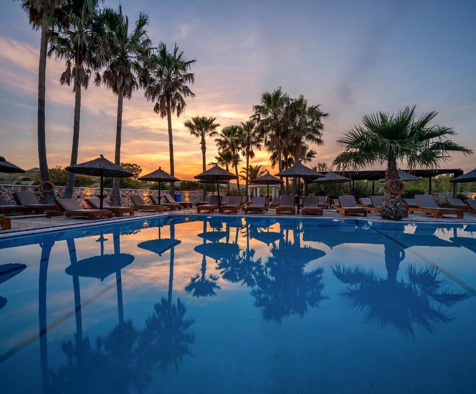The swimming pool at or near Argiri Resort Hotel & Apartments