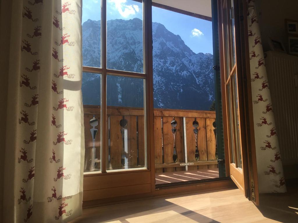 Ferienwohnung Alpenfreund Deutschland Mittenwald Bookingcom