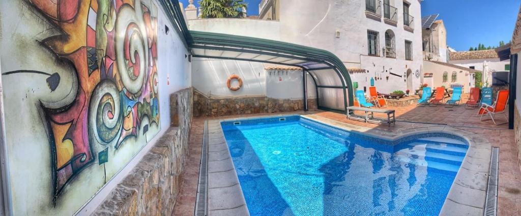 公寓Puerta del Agua (西班牙Uclés) - Booking.com
