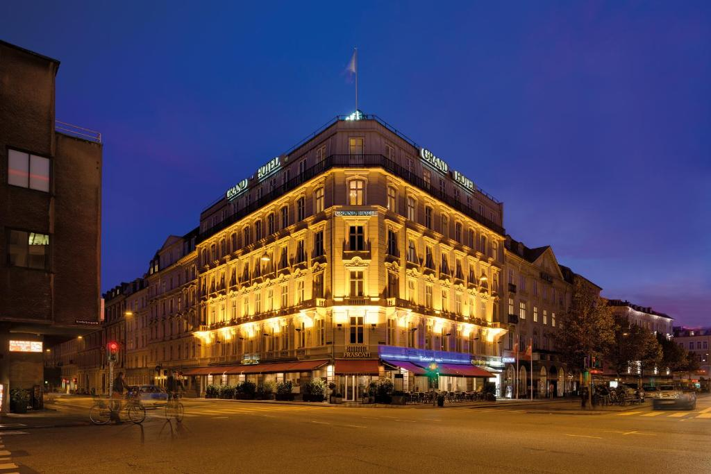 Grand Hotel Danemark Kopenhagen Booking Com