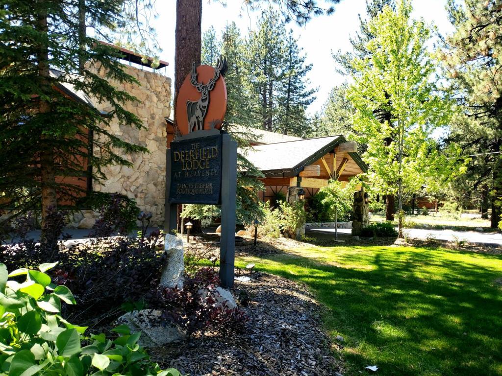 Heavenly California Lodge >> The Deerfield Lodge South Lake Tahoe Ca Booking Com
