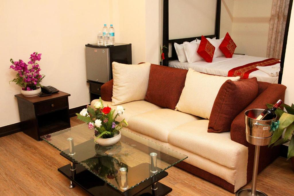 Dream Nepal Hotel And Apartment Nepal Katmandu Booking Com