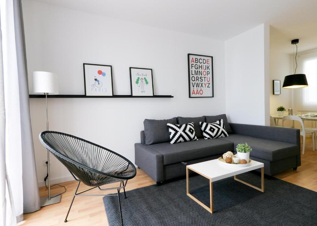 Rent a Flat in Barcelona - Eixample foto