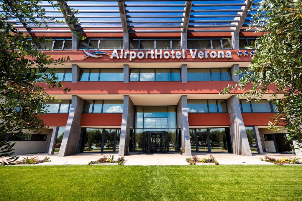Airporthotel Verona Italien Dossobuono Booking Com