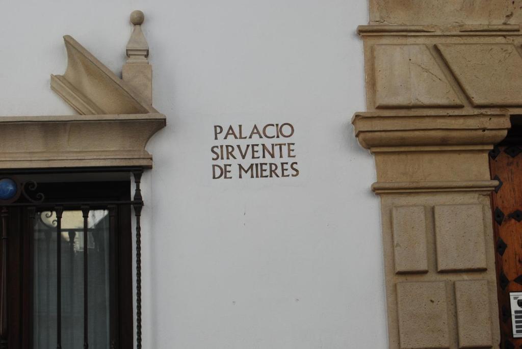 Imagen del Palacio Sirvente Mieres