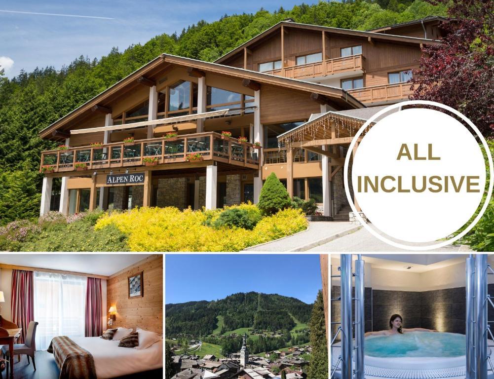 Hotel Alpen Roc (França La Clusaz) - Booking.com