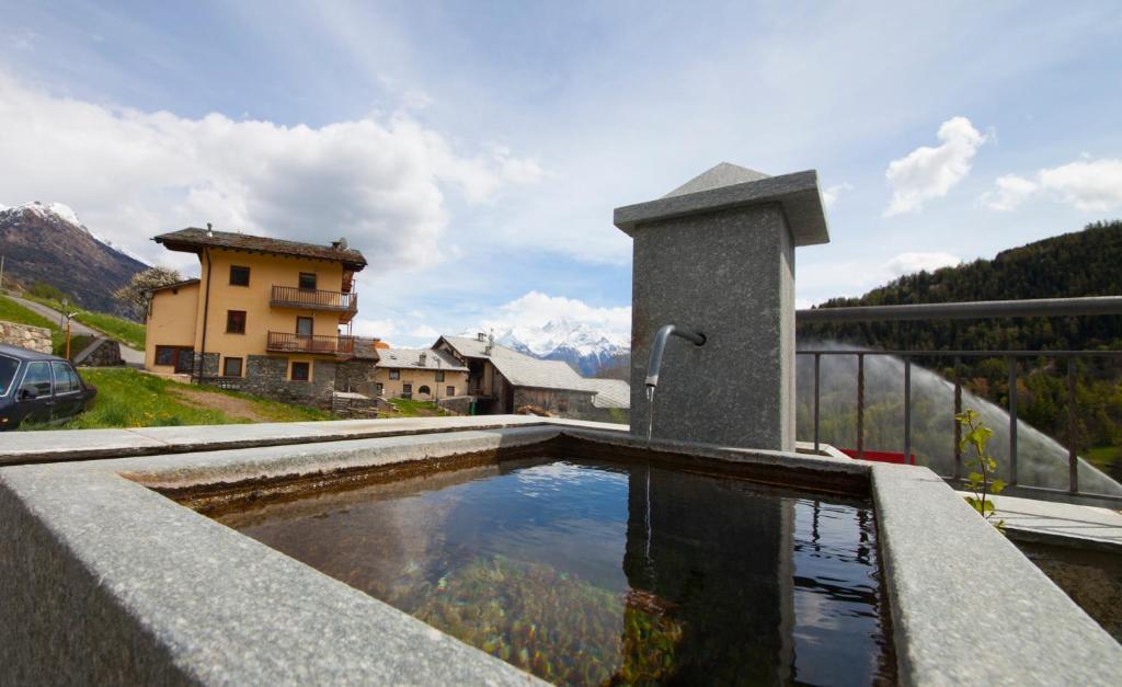 Casa de hóspedes Refuge Alpin (Itália Aosta) - Booking.com