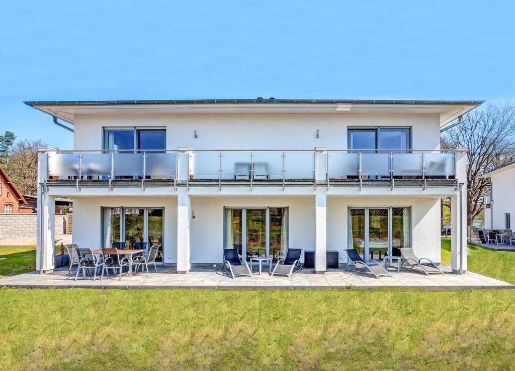 Villen am See - Villa Petra Whg Bansin (Deutschland Korswandt ...