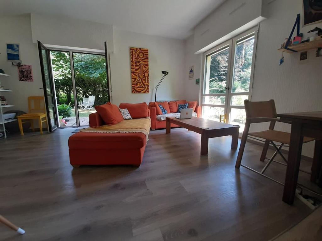 Bel appartement, rez de jardin, Strasbourg, Oberhausbergen ...