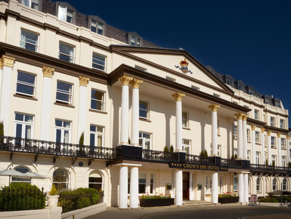 Crown Spa Hotel Scarborough By Compass Hospitality UK Deals