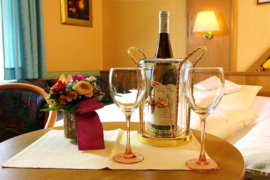 Drinks at Gästehaus Hotel Rheingraf