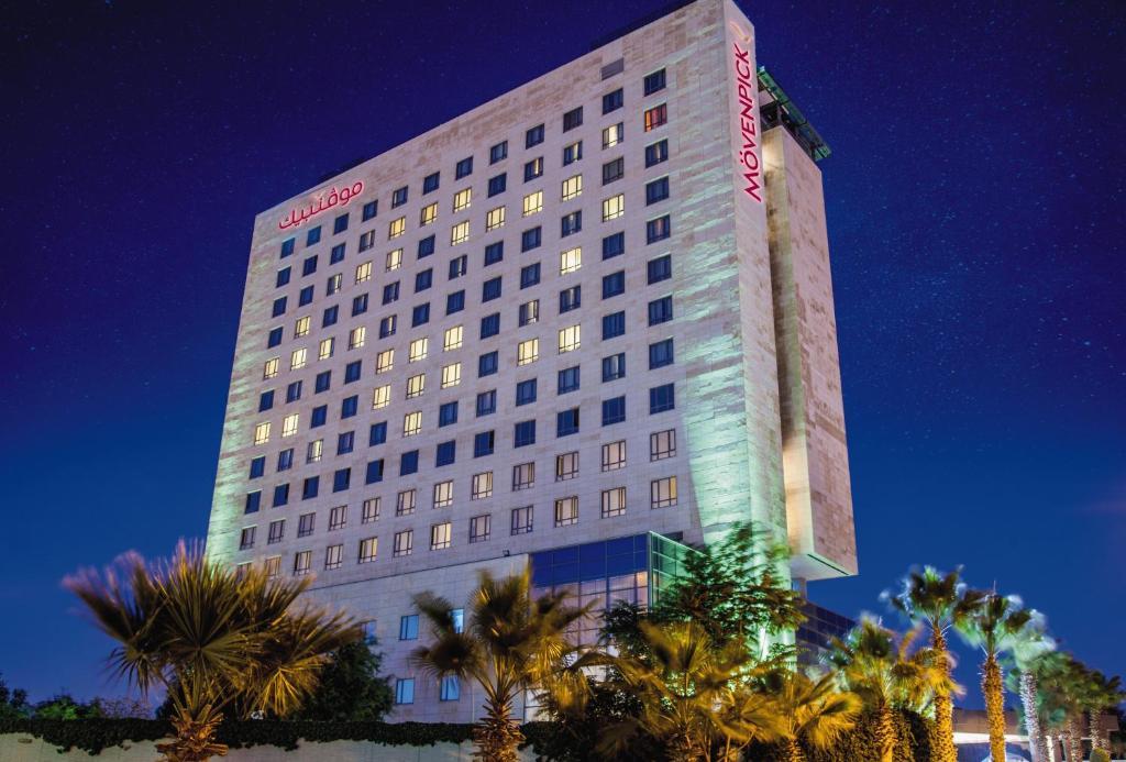 Movenpick Hotel Amman Jordan Booking Com