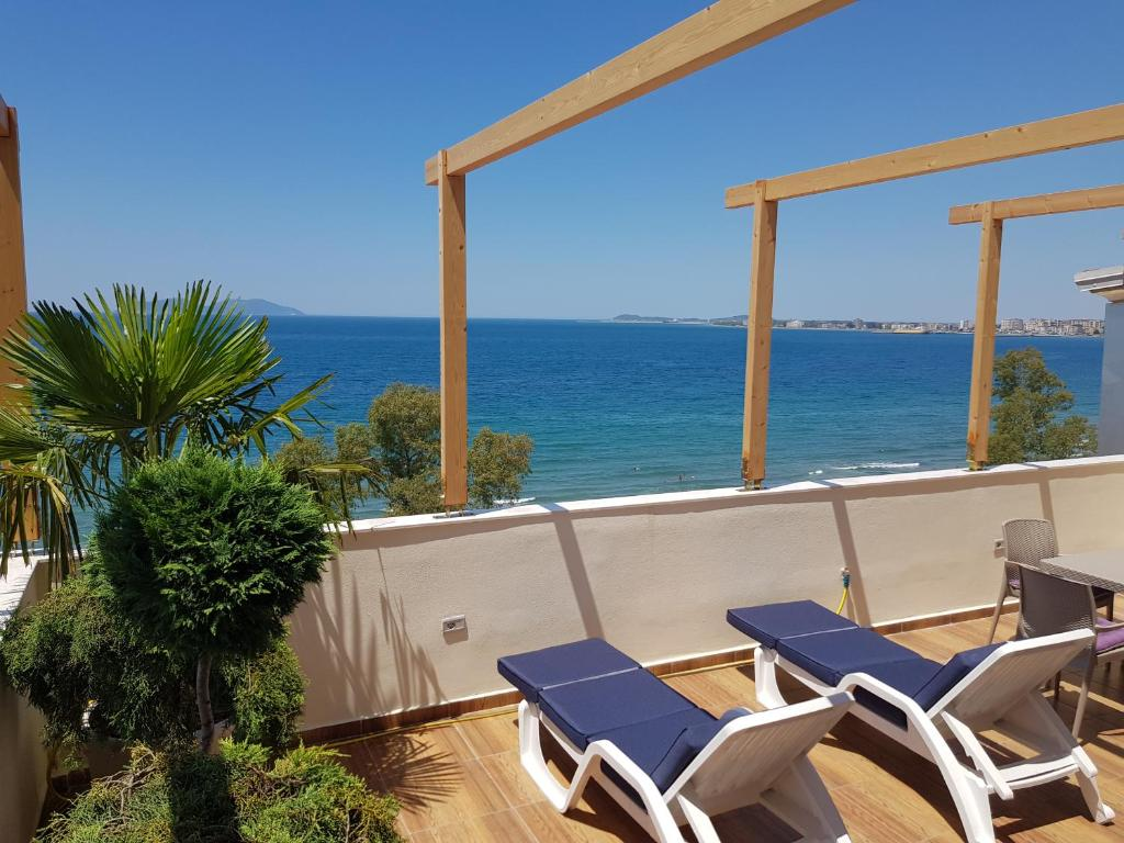 Lena Beach Apartment Vlore (Albânia Vlorë) - Booking.com