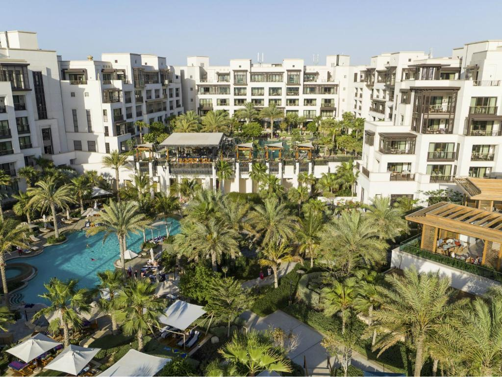 A view of the pool at Jumeirah Al Naseem-Madinat Jumeirah or nearby