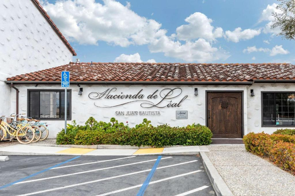 Haciendo Golf Club California Map.Hotel Hacienda De Leal San Juan Bautista Ca Booking Com