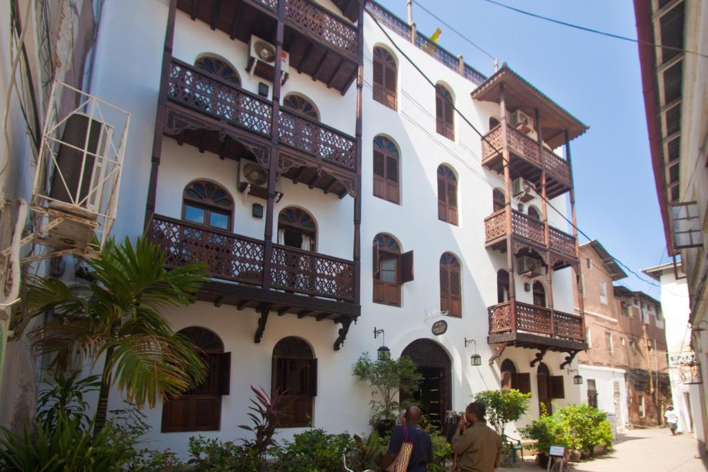 Asmini Palace Hotel Zanzibar City Tanzania Booking Com