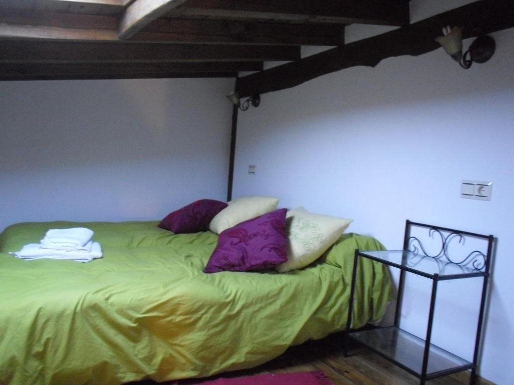 Apartments In Sequeros Castile And Leon