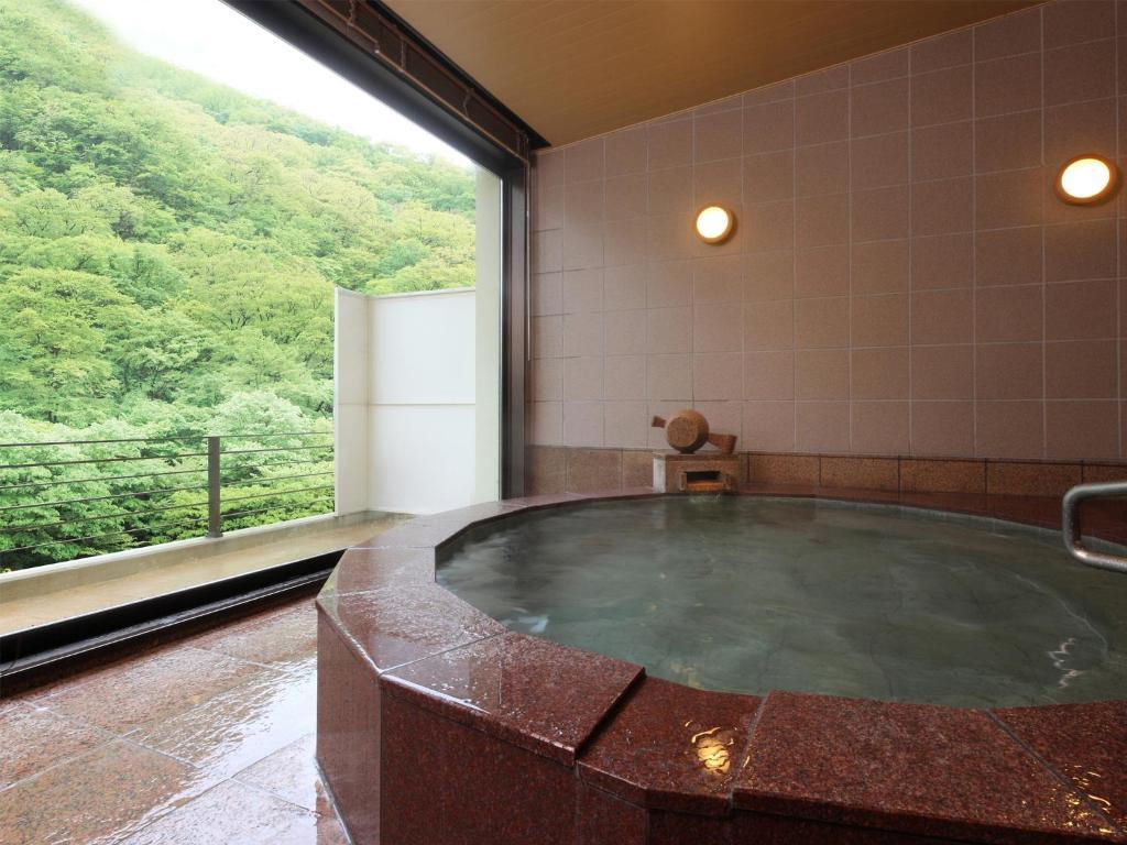 ポイント2.かわいい貸切風呂