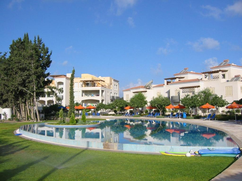 Villa Hesperides Gardens Paphos City Cyprus