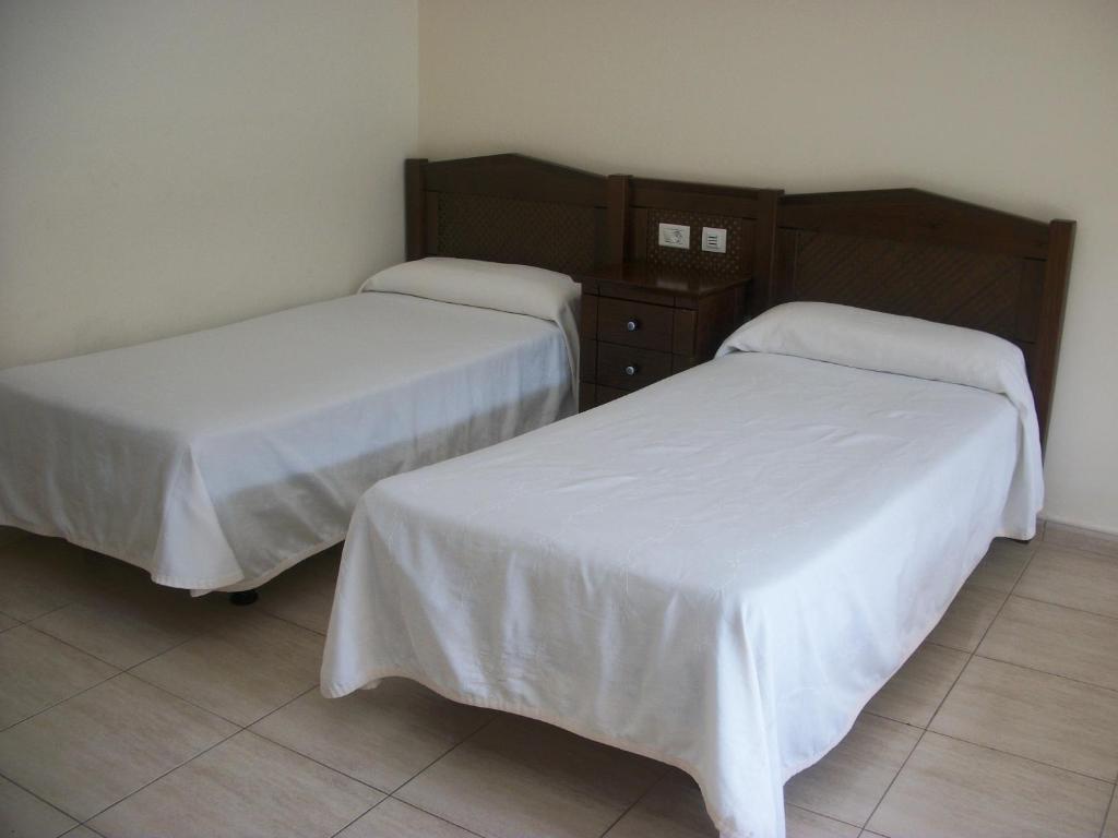 Eckschreibtisch für 2 personen  Aparthotel Triana II (Spanien Vallehermoso) - Booking.com