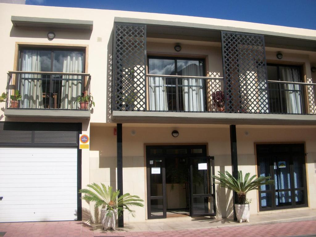 Apartments In Vallehermoso La Gomera