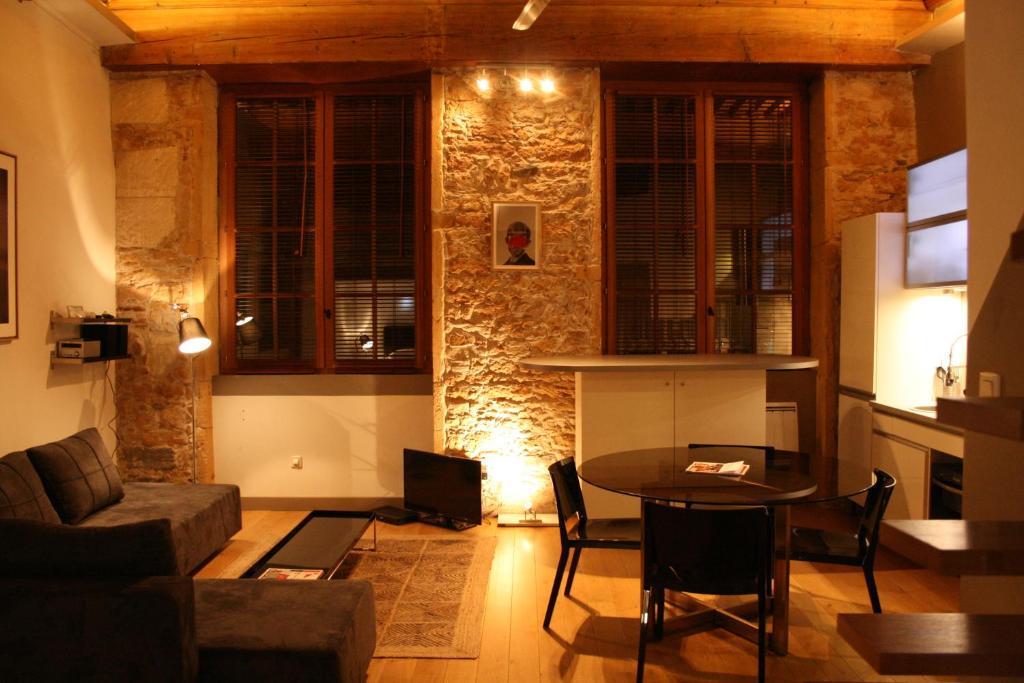 Appartement Le Loft Augustins (France Lyon) - Booking.com