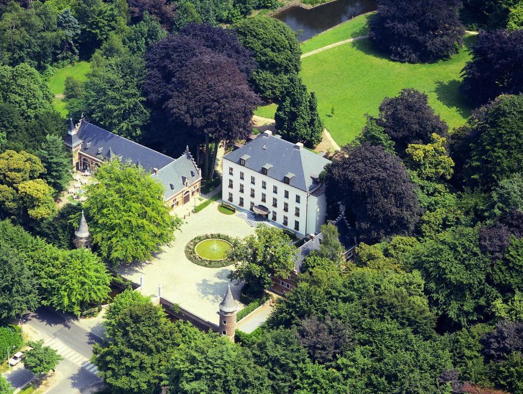 Hotel Kasteel Solhof Aartselaar Belgium Booking Com