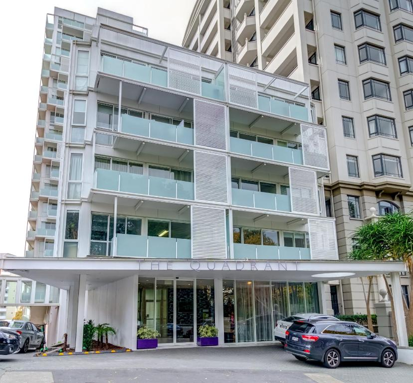 Condo Hotel The Quadrant & Suites, Auckland, New Zealand - Booking com