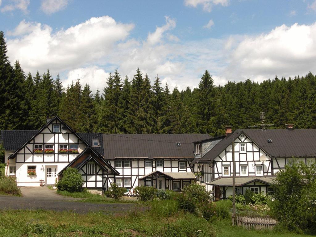 pension landhaus zum rothaarsteig (deutschland erndtebrück, Gestaltungsideen