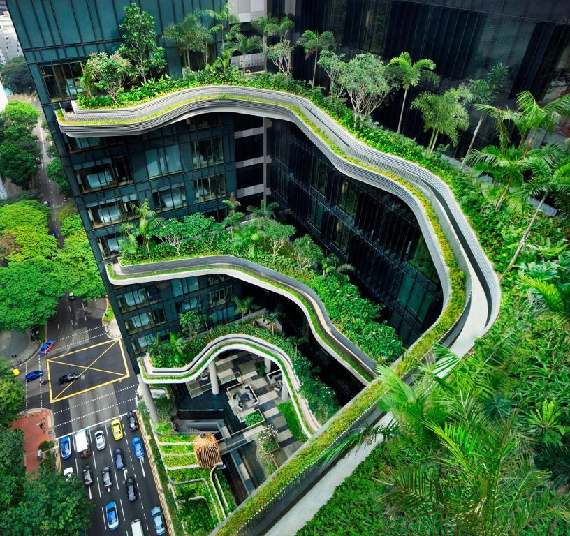 Parkroyal on Pickering, Singapore (Singapore) Rooms