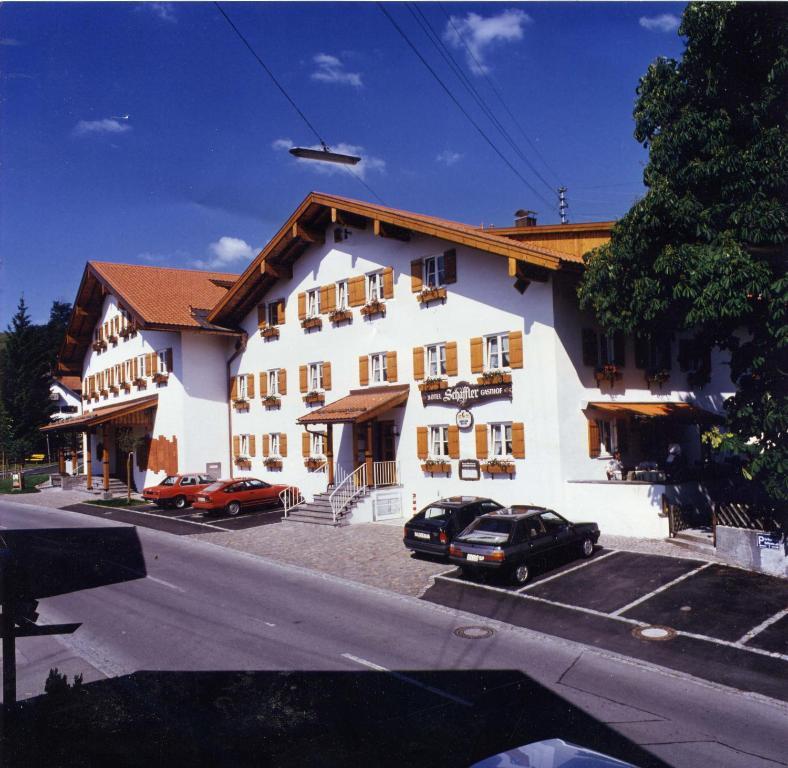 Hotel gasthof sch ffler deutschland sonthofen for Unterkunft sonthofen