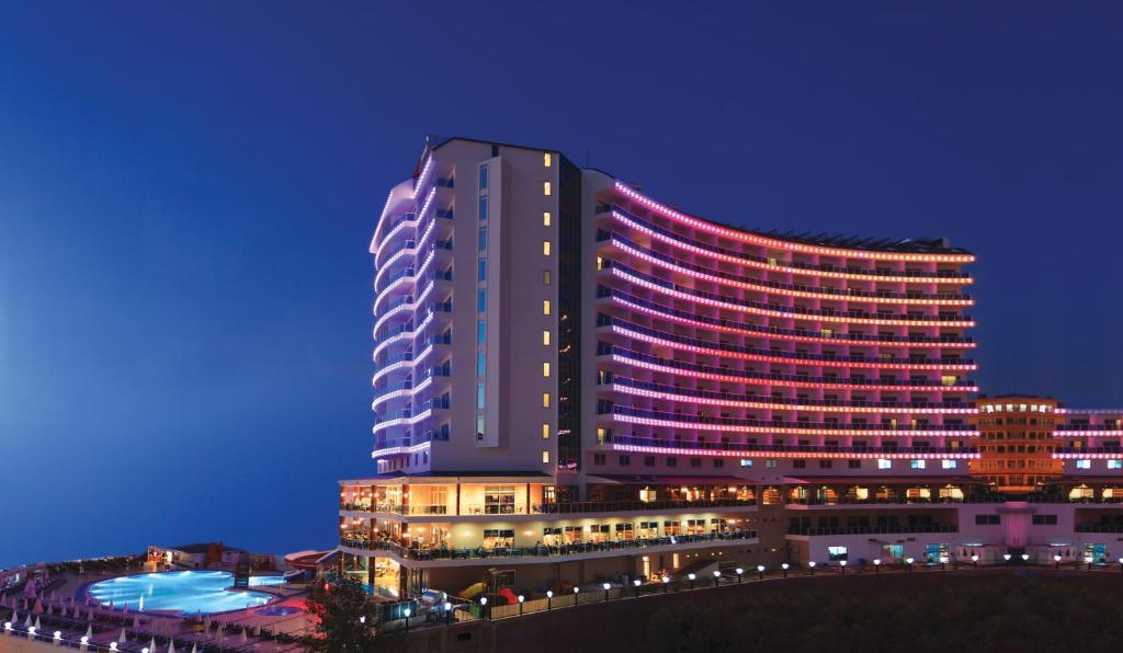 Шикарный отель в Аланье ! Турция !