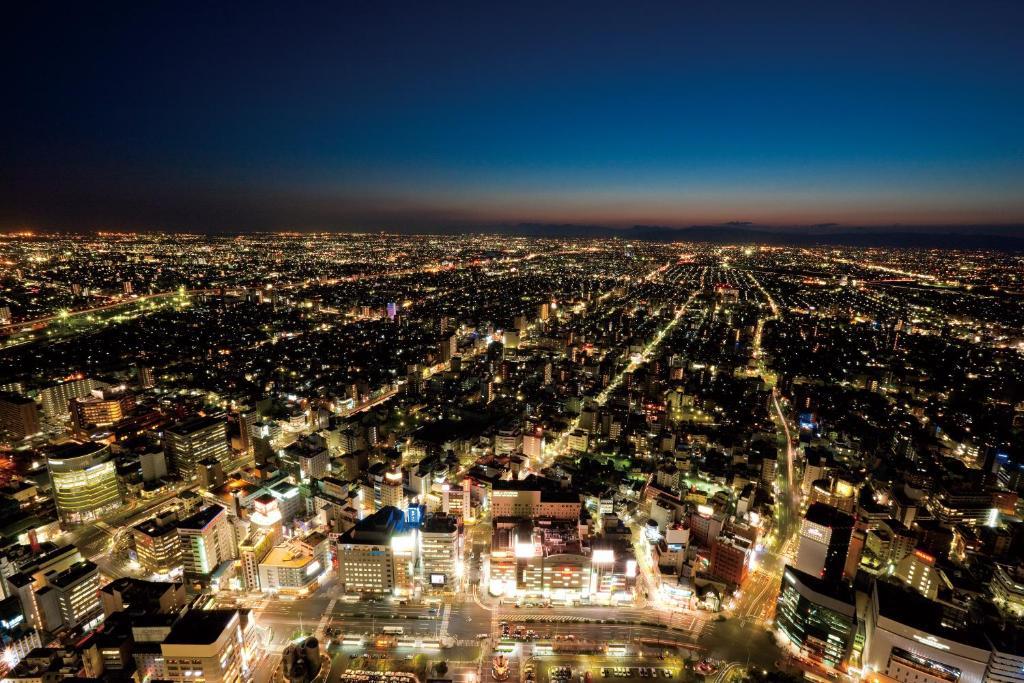 ポイント3.名古屋の中心から見る夜景