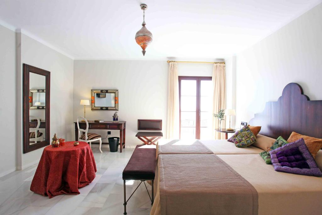 boutique hotels in málaga  186