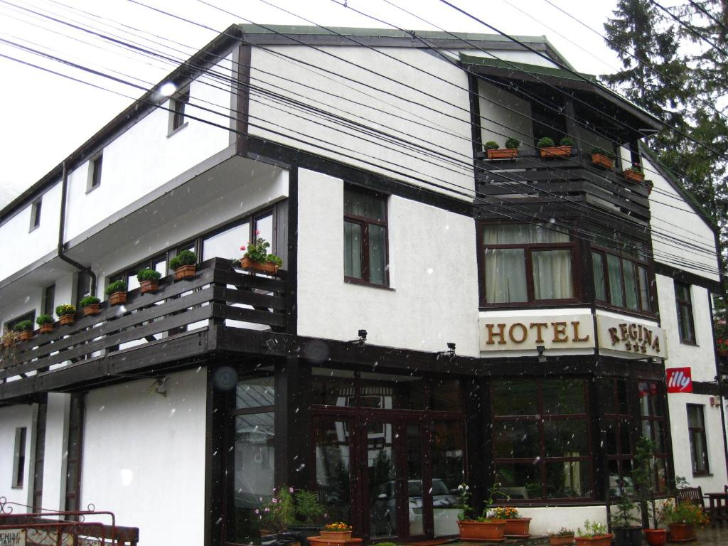 Gallery image of this property. Hotel Regina  Sinaia  Romania   Booking com