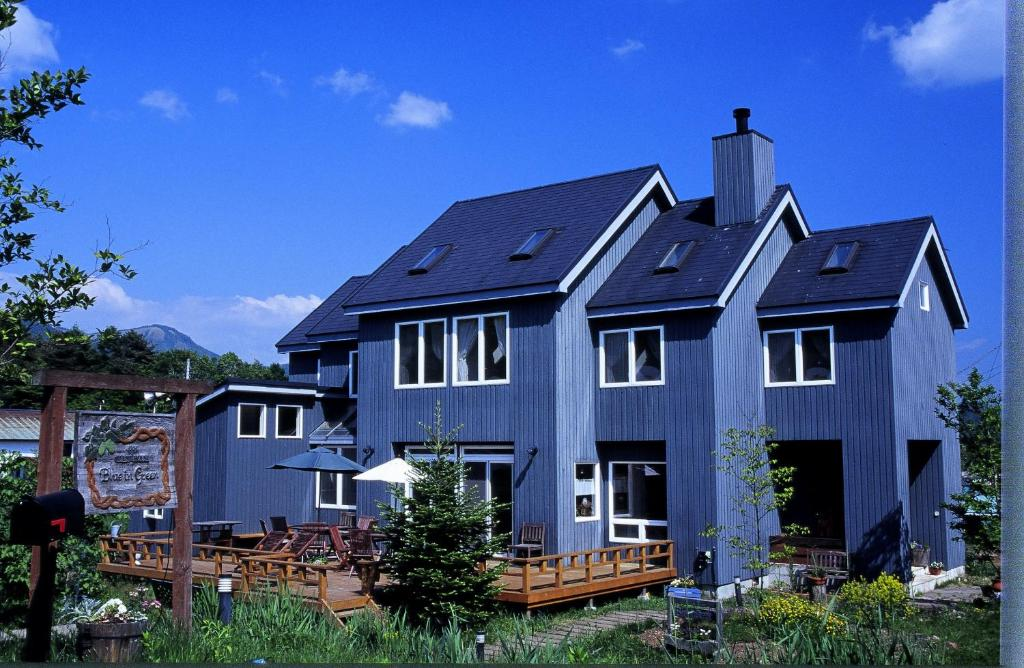 guesthouse blue in green hokuto japan booking com