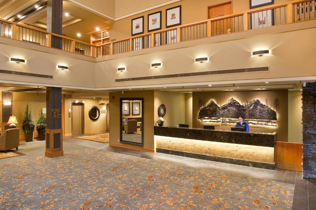Banff Park Lodge Canada Booking Com