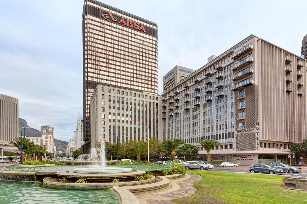 Fountains Hotel, Ciudad del Cabo – Precios actualizados 2018