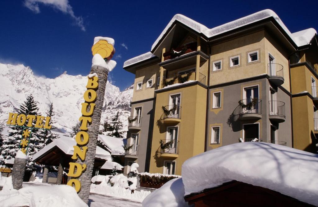 Hotel Bouton d\'Or (Italia Courmayeur) - Booking.com