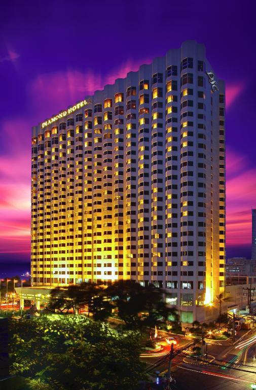 Diamond Hotel Philippines, Manila, Philippines - Booking com