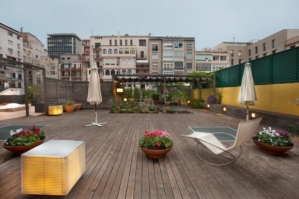 boutique hotels barcelona  232