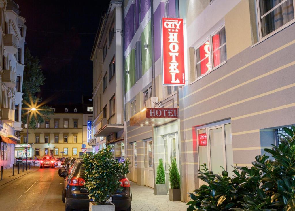 City Hotel Wiesbaden Deutschland Wiesbaden Booking Com