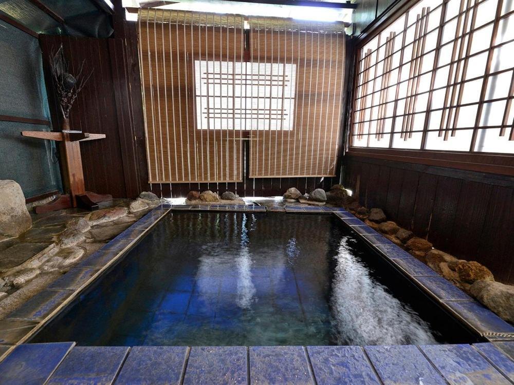 ポイント2.多彩な無料の貸切温泉