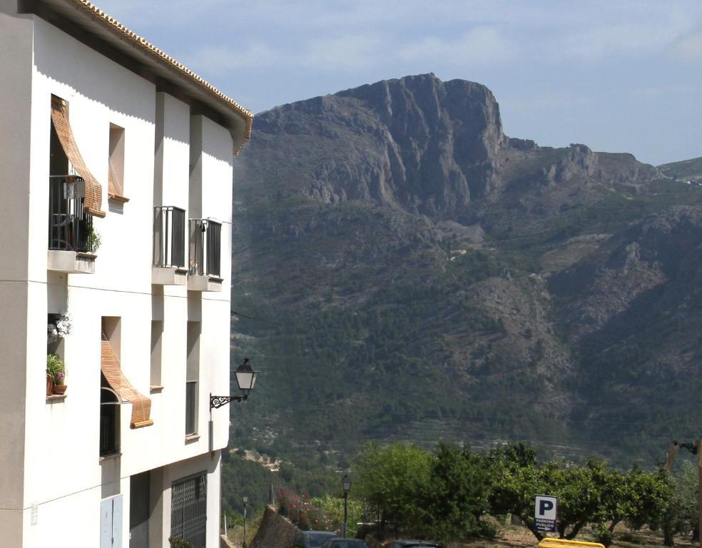 Apartments In Bolulla Valencia Community
