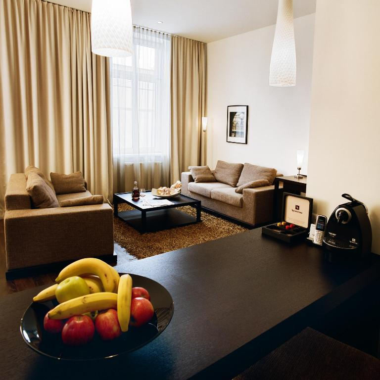 Riverside Apartments: Premium Apartments Riverside, Vienna