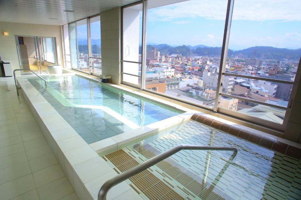 Hotel Spa Alpina Hida Takayama, Japan - Booking.com