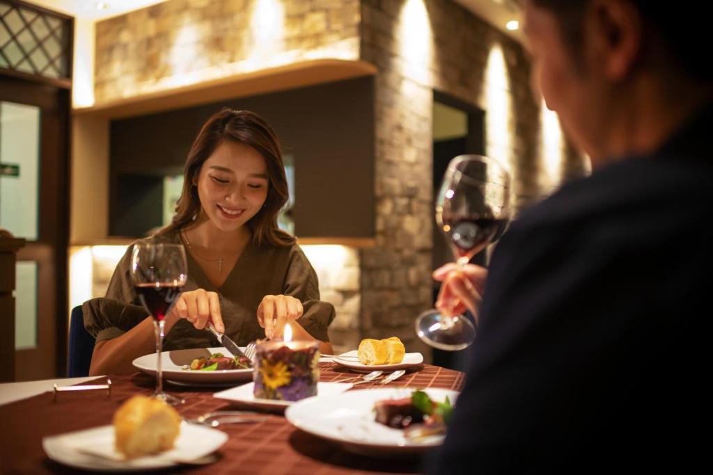ポイント2.函館コンチネンタルを楽しむディナーコース