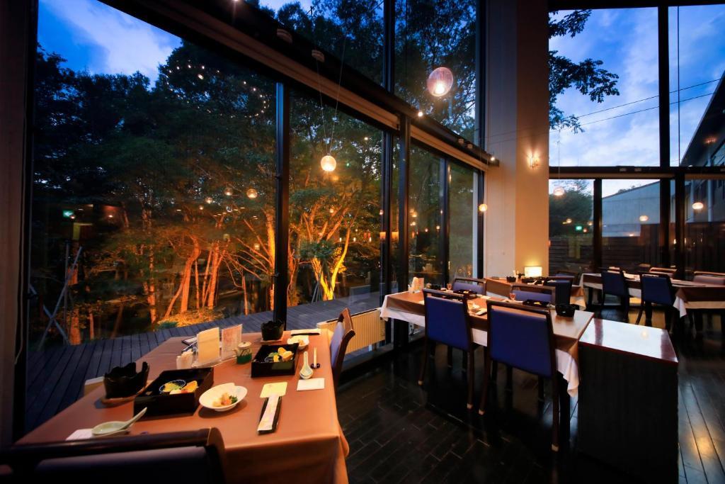 記念日におすすめのレストラン・日光中禅寺湖温泉 ホテル四季彩の写真5