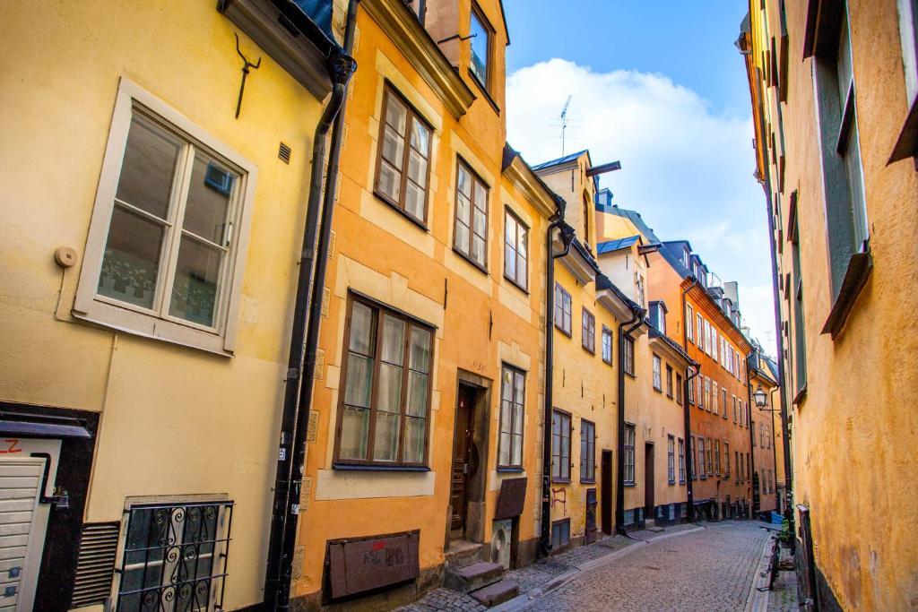 L genhet apartdirect gamla stan stockholm med recensioner for Stockholm appart hotel